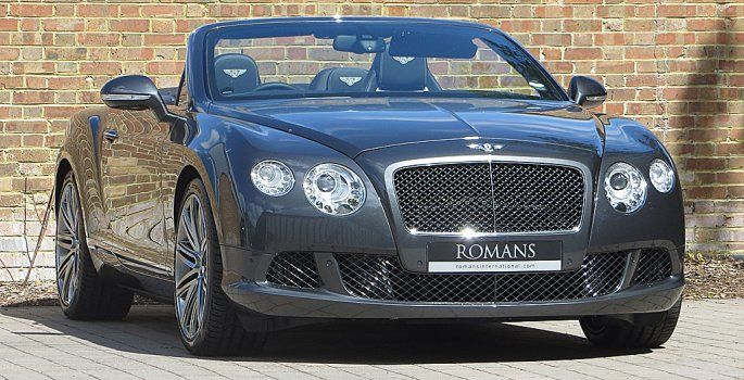 Used Bentley Continental GT / GTC For Sale | Romans International