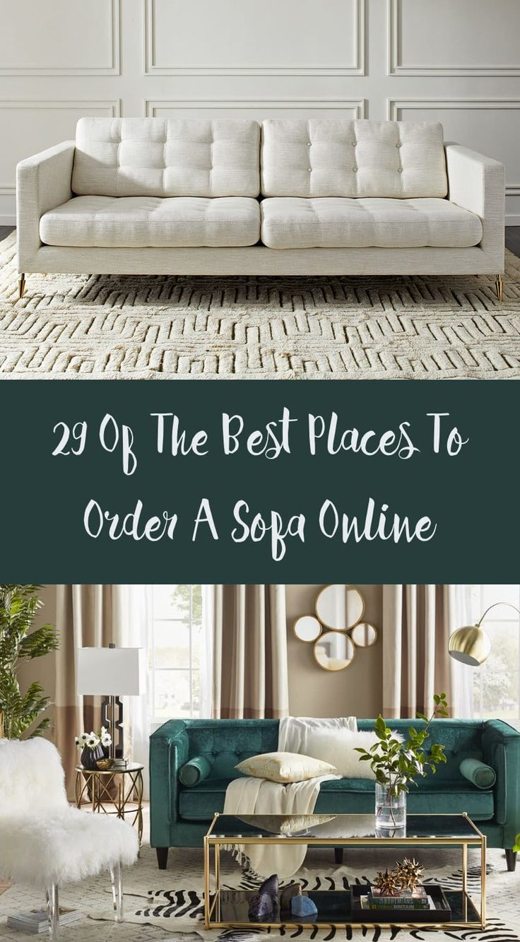 Sofa Pillows  Of The Best Places To Buy A Sofa Online