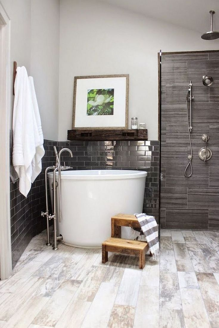 Tiny Bathroom Tub Shower Combo Remodeling Ideas 29