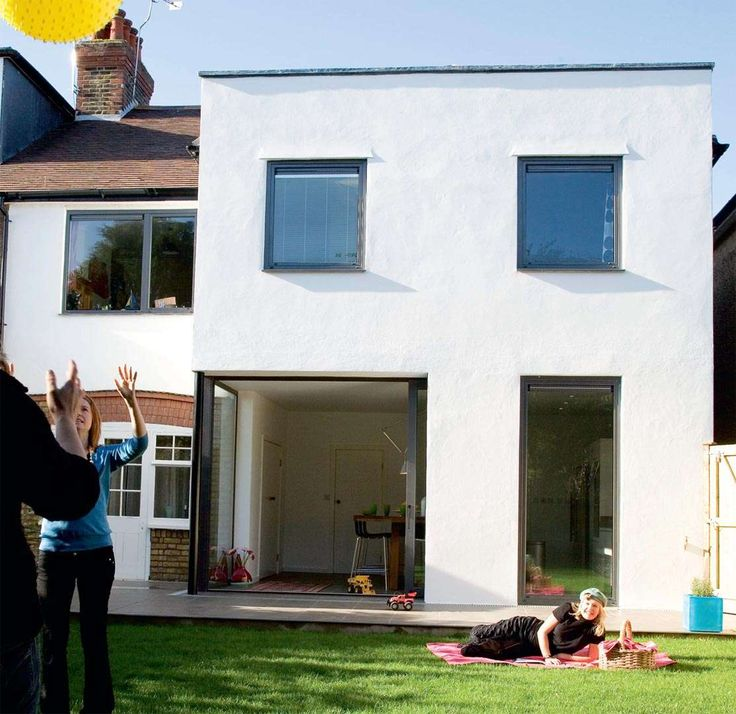Design Your Own Home Extension: Double Rear Extension