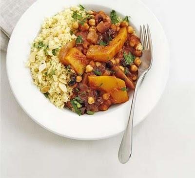 Six Vegetarian Moroccan Recipes