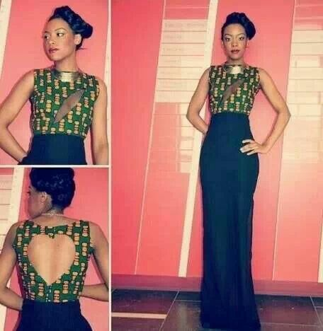 Ankara Dresses Africans