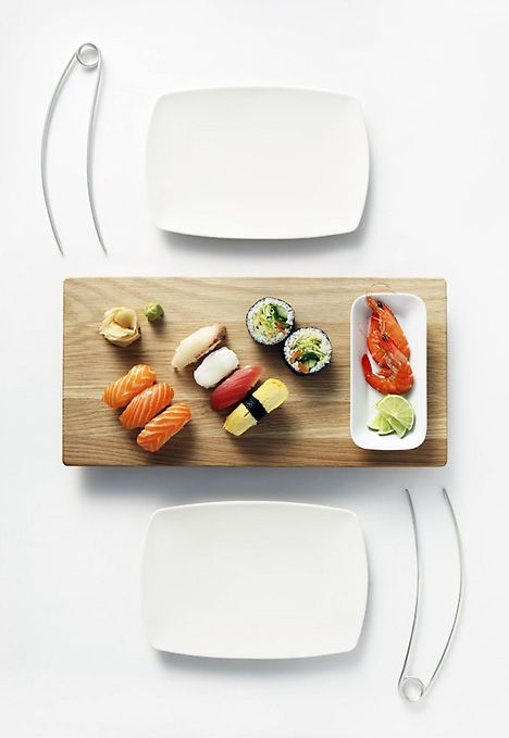 Modern TUKAANI Chopsticks for Sushi: for those who don't know how to use chopsticks.ME!
