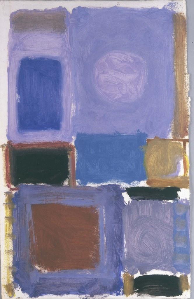 Patrick Heron   Lilac Moon   1959