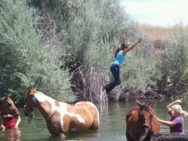 22 best owen ranch horse riding in wine country northern for Northern california summer camps
