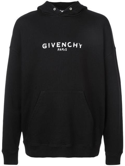 cbe3c5a401a8 Givenchy Sudadera Paris Vintage Con Capucha en 2019   Wishlist ...