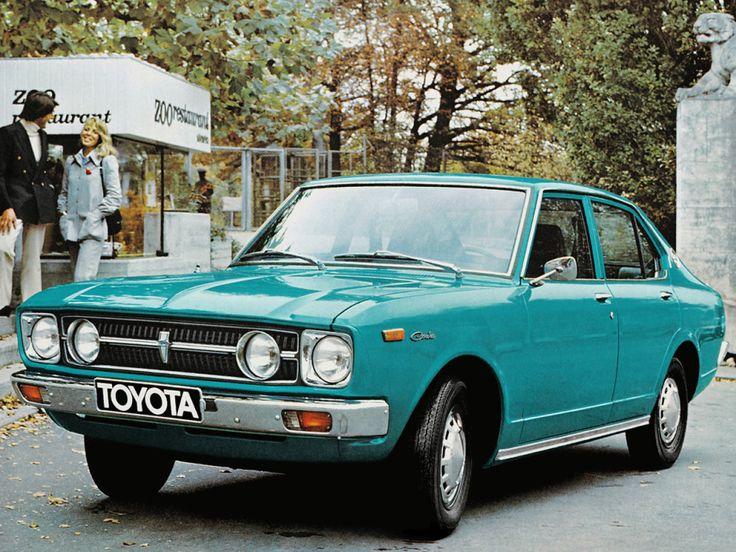 Toyota Carina - 1973
