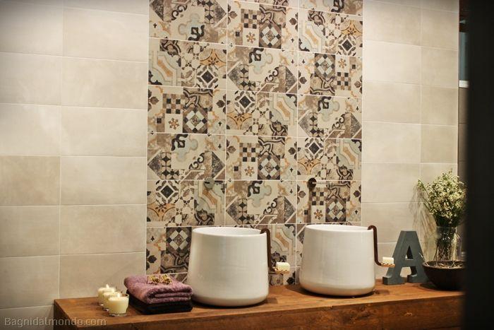 Rivestimenti per il bagno foto cersaie 2014 un blog sulla cultura dell 39 arredo bagno events for Foto rivestimenti bagno