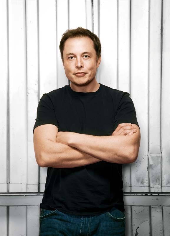 Elon Musk, Internet Entrepreneur and clean energy proponent.#peoplemakingadifference