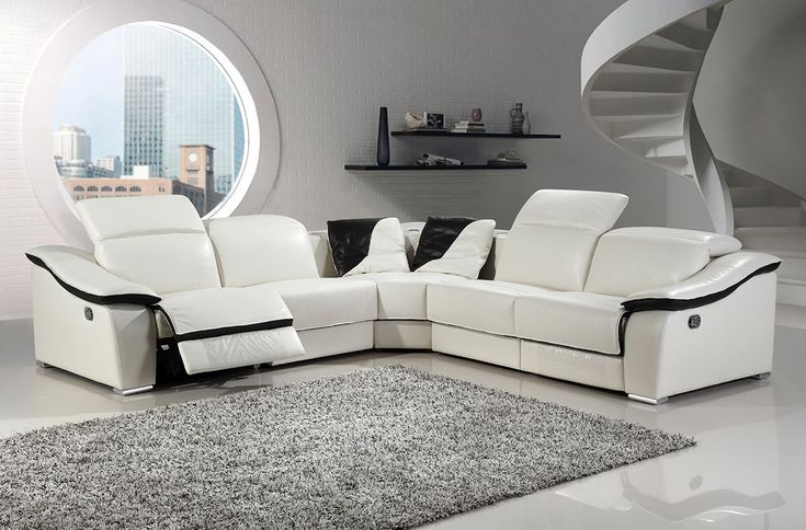 Sally F9151 deluxe corner recliner lounge | Fortune Furniture