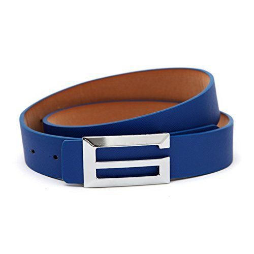 Bring perfection in your life with women classic smooth faux leather belt   Our Daily Style