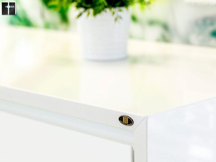 Blaty do kuchni hoder - detal, biel  #kitchen #arragments #kuchnia #homedecor #home #exclusive
