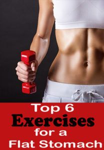Top 6 Exercises for a Flat Stomach – Lifee Too