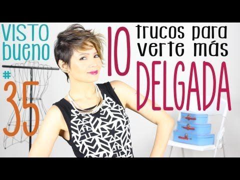 Cómo verse más delgada (10 trucos) - How to look skinny (10 tips) - Visto Bueno 35