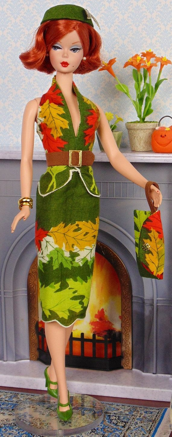 Autumn Leaves by HankieChic. Save 10% off any Hankie Chic order by using coupon code Sale4U.