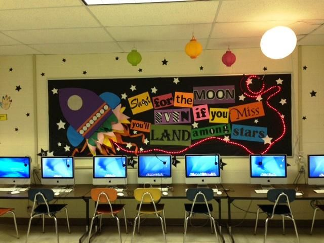Classroom Decoration Space ~ Best images about space themed classrooms on pinterest