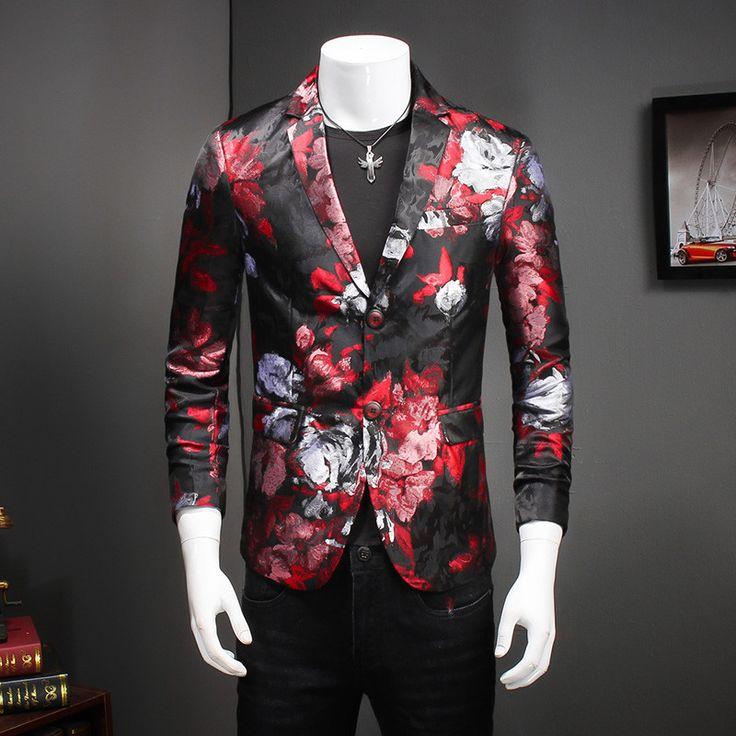 25  trending Mens Floral Blazer ideas on Pinterest | Stylish ...