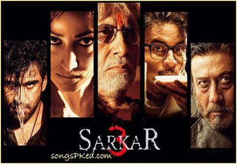 Sarkar 3 MP3 Songs Download. Sarkar 3 is an Indian Bollywood upcoming political crime thriller movie Sarkar 3 songs download free.