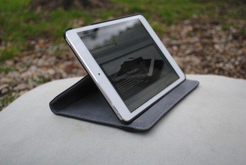 Gagnez un étui iPad Mini à 360° + 15% de réduction [Concours]