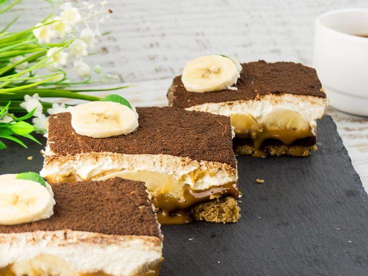 Cheesecake cu banană – un desert fascinant ce cucerește imediat!