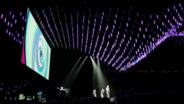 5@5 | Load Distribution, Vectorworks 2017, Chili Peppers Tour, Lighting Plots | Business & People News content from Live Design