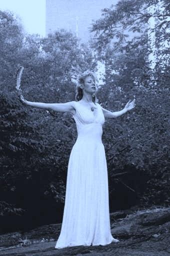 Writes amazing books on Wicca -- Phyllis Curott