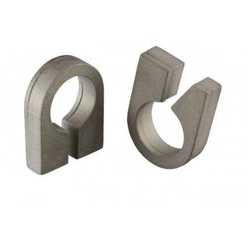 """""""Point Flex"""" ring, concrete, pigments"""