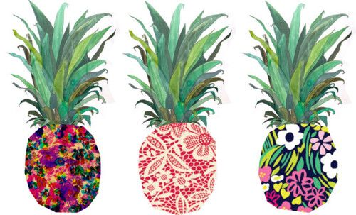 { pineapples }
