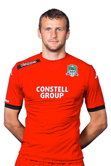 Андрей Синицын № 88  Position: goalkeeper Birthday: 23.06.1988 Height: 196 cm Weight: 85 kg