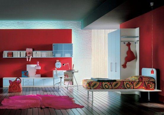 60 Cool Teen Bedroom Design Ideas