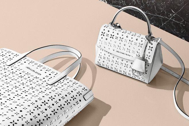 Michael Kors выпустил коллекцию сумок для мам и дочек - Woman's Day