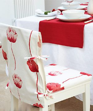 Chair covers for the wedding? Different fabric, same idea. Trying to find simple chair covers and for my boys to decorate their own chair cover