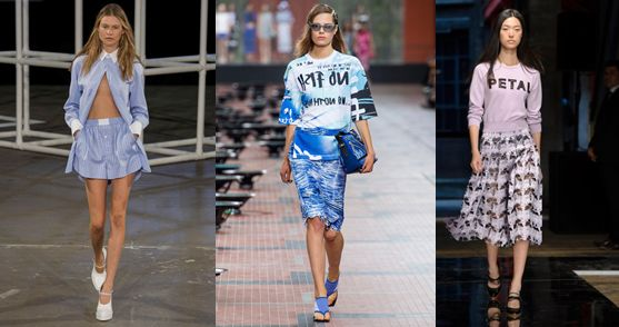De trends van 2014, draag het nu! #fashiontrends #fashion