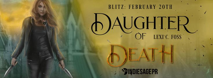 New Release By Lexi C. Foss  Daughter of Death  by Lexi C. Foss  Publication Date: February 20 2018  Genres: Adult Urban Fantasy Paranormal Romance  Paperback Purchase: Amazon   Barnes & Noble   Kobo   iBooks  A dead body.  A missing daughter.  A silver blade.  All the clues point to one person: Me.  My name is Evangeline and Im a retired assassin who wants nothing to do with the underworld. But an edict from a Demonic Lord forces me to return to the man and the life I left behind.  I have…