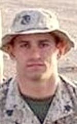 Marine Sgt. David J. Coullard, 32, of Glastonbury, Connecticut. Died August 1, 2005, serving during Operation Iraqi Freedom. Assigned to 3rd Battalion, 25th Marine Regiment, 4th Marine Division, Marine Forces Reserve, Brook Park, Ohio, attached to Regimental Combat Team 2, 2nd Marine Division, II Marine Expeditionary Force (Forward). Died of wounds sustained when hit by enemy small-arms fire while conducting combat operations near Haditha, Anbar Province, Iraq.