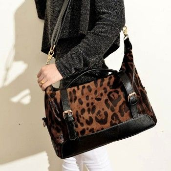 Fashion Sexy Leopard Handbag & Shoulder Bag for only $27.90 ,cheap Fashion Handbags - Fashion Bags online shopping,Fashion Sexy Leopard Handbag is very sexy and make you become to the focus in the street.It is a best gift for her.