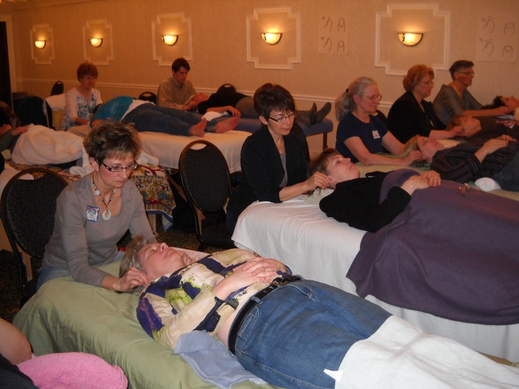 Ear Reflexology. Achieving dramatic results by the end of two exciting days of class. www.AmericanAcademyofReflexology.com
