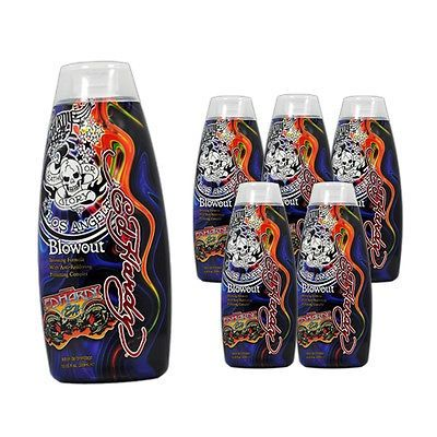 awesome Lot 6 Ed Hardy Blowout Indoor Tanning Lotion Accelerator Bronzer Dark Tan Bed - For Sale Check more at http://shipperscentral.com/wp/product/lot-6-ed-hardy-blowout-indoor-tanning-lotion-accelerator-bronzer-dark-tan-bed-for-sale/