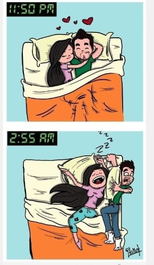 Yeah Probably How my BF feels, but it goes both ways..