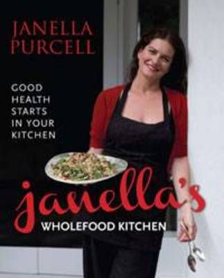 Good health starts in your kitchen and Janella Purcell, Gourmand-awarded nutritionist, naturopath and cook, shows you how - easily and deliciously. Janella Purcell is passionate about healthy eating, about eating food that is as close to the way nature created it as possible, and - most importantly - about making wholefoods easy, enticing and lick-your-fingers delicious