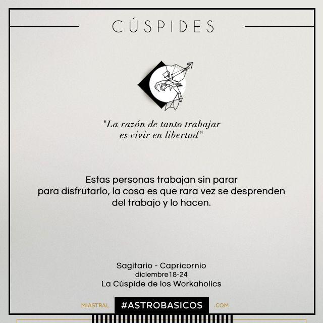 Astrobasics Cuspide Sagitario - Capricornio
