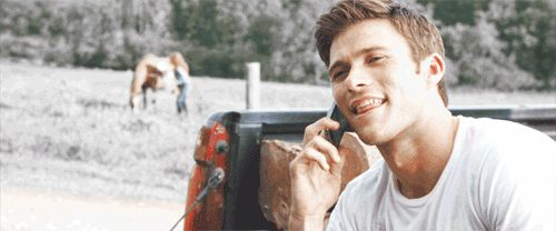 Pin for Later: Can You Get Through These Scott Eastwood Movie GIFs Without a Cold Shower? The Tongue . . .