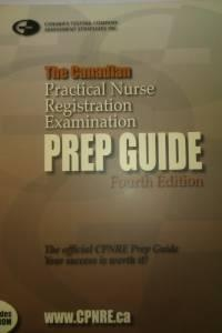 Canadian Practical Nursing Registration Exam Prep Guide 4th Ed.