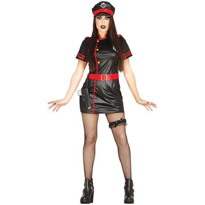 Disfraz de Militar Gótica para adulto