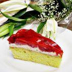 Jahodový koláčik • recept • bonvivani.sk