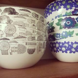 Finel, tatti, elisa, sinivuokko, enamel, emali, finnish design