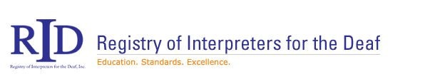 — interpreters refuse to pay membership dues  Many gifted interpreters are not certified. It does not mean they do not interpret well. Some of them interpret much better than certified interpreters. Why no certification? There was a big newspaper story of an interpreter in Maine being forced to pay nearly $1,000 per year in membership dues! To use a certified interpreter or a non-certified interpreter? Well, a certified interpreter is bound to RID Code of Ethics.