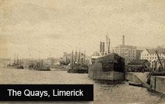The Quays, Limerick City
