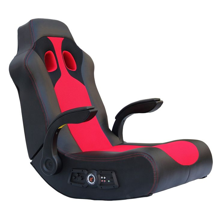 Ace Bayou X-Rocker Vibe Video Game Chair with 2.1