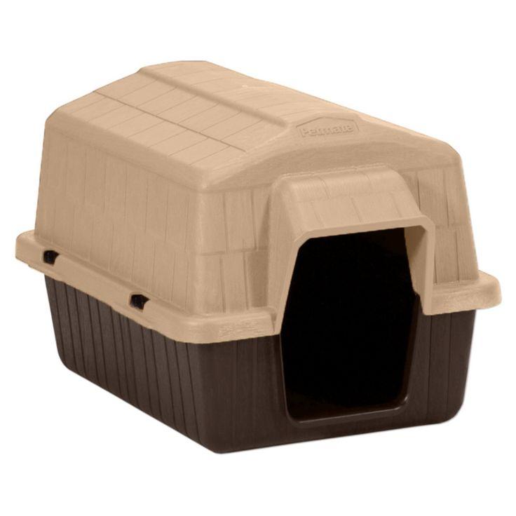 Aspen Pet Pet Barn 3 Plastic Dog House- Xsmall - 25180